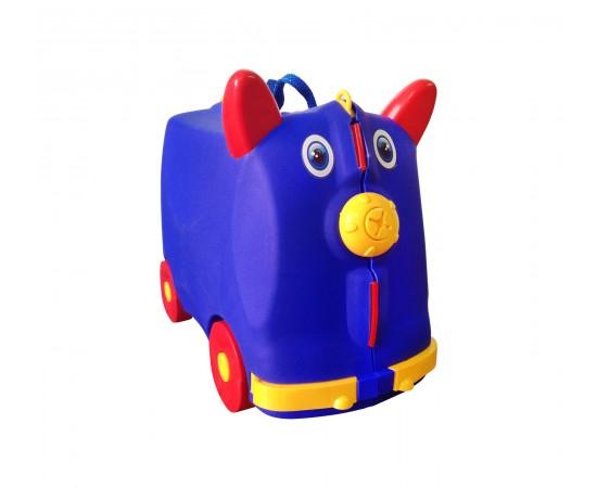 Abba Maleta andador Transbag (Azul)