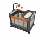 Graco Cuna + Corralito + Cambiador Element Tangerine Pack 'n Play®