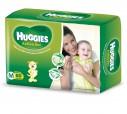 Huggies Active Sec [M] Mediano (1 pack de 60 pañales)