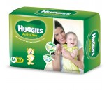Huggies Active Sec [M] Mediano (1 pack de 60 pañales)