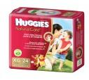 Huggies Natural Care [XG] Extra Grande (1 pack de 24 pañales)