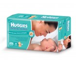 Huggies Primeros 100 días [RN] Recien nacido (1 pack de 40 pañales)