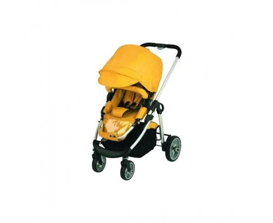 Kiddy Carrito de paseo Click'n Move II Naranja