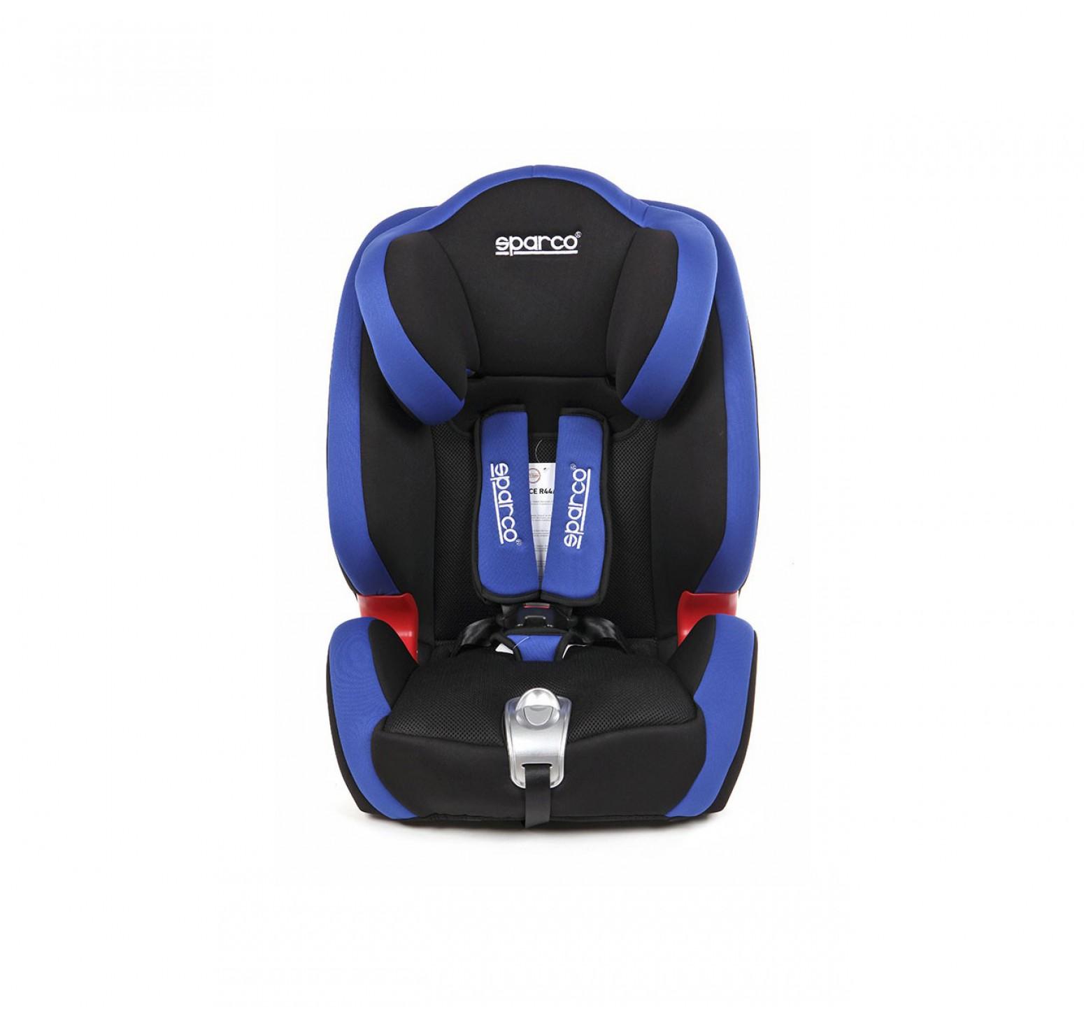 Sparco Silla para auto F1000K (azul)