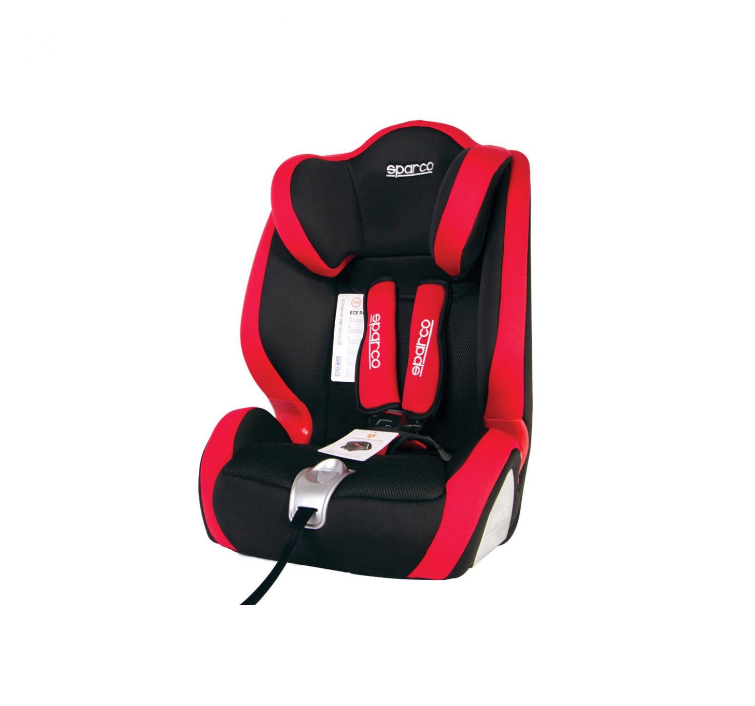 Sparco Silla para auto F1000K (rojo)