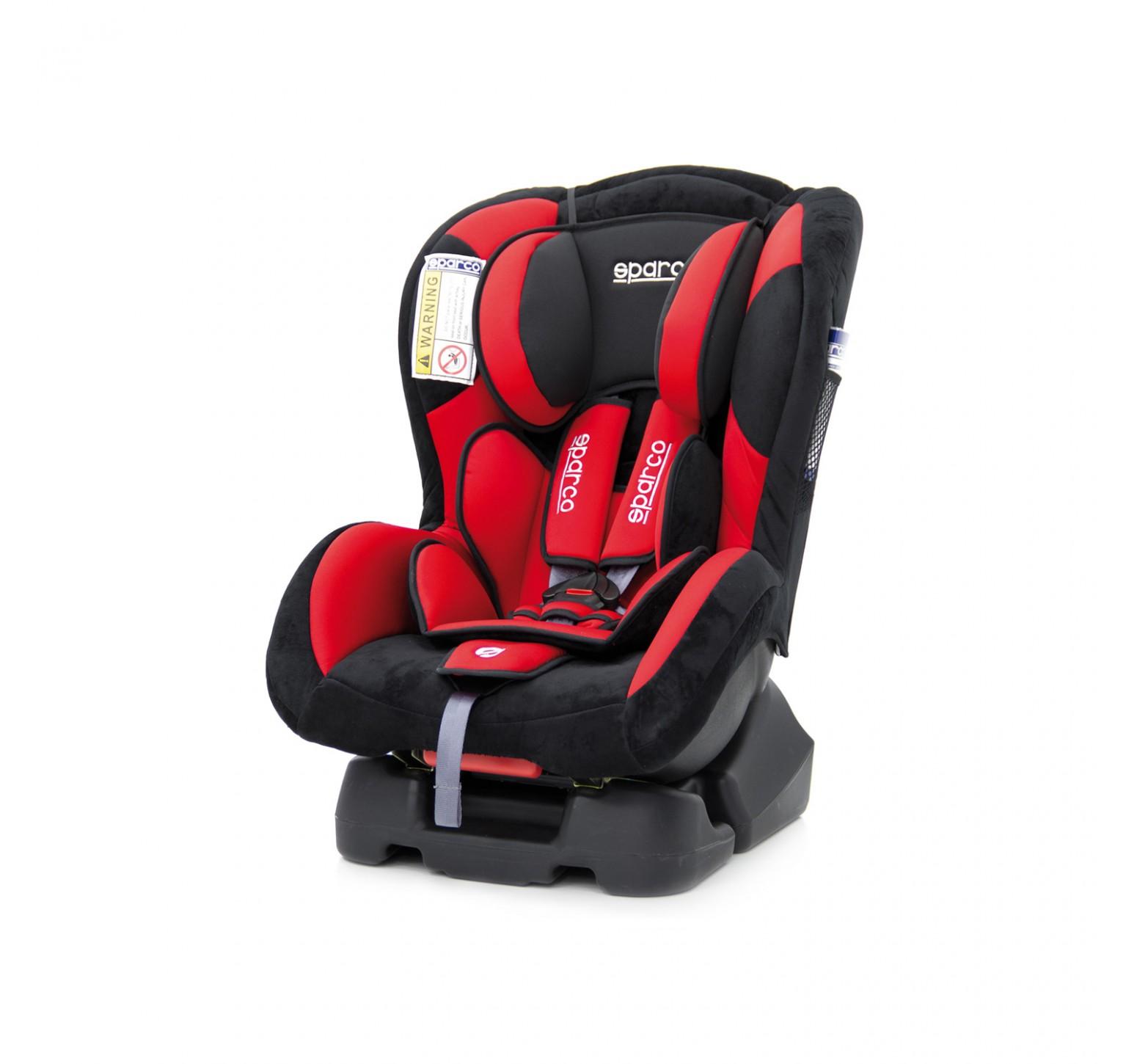 Beb Sparco Silla para auto FK rojo tienda online Asunci n