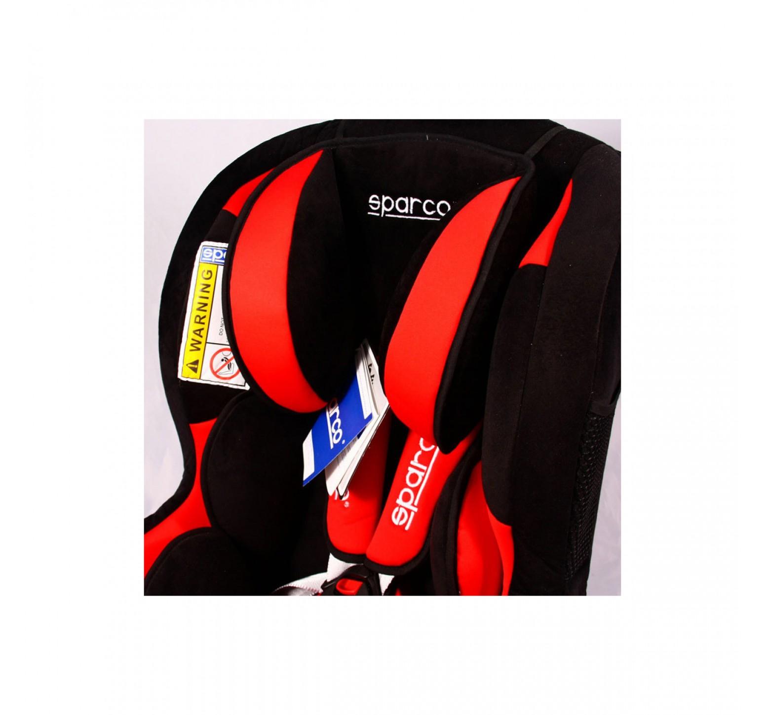 Sparco Silla para auto F500K (rojo)