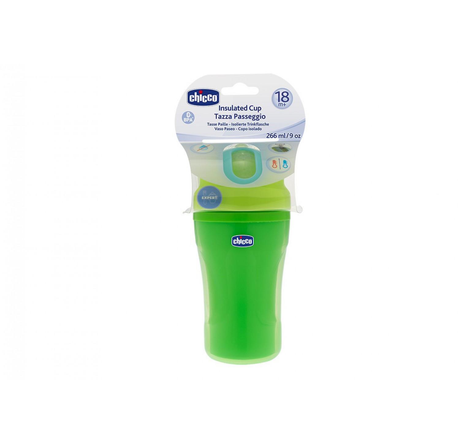 Chicco Vaso de paseo 18m+ (verde)