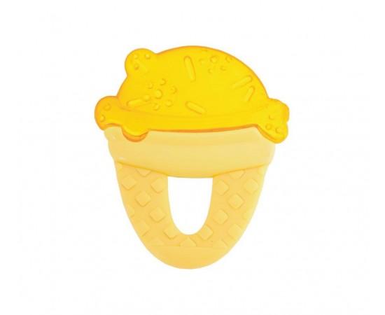 Chicco Mordedor refrigerante helado (Amarillo)