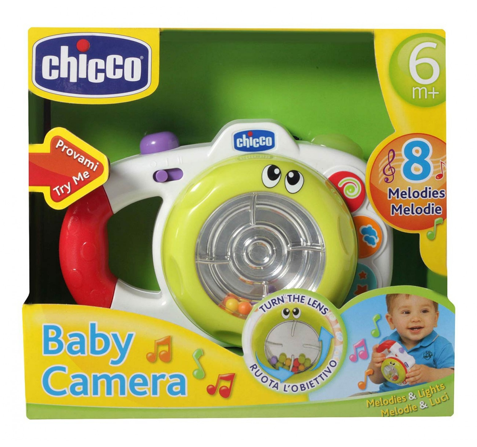 Chicco Juguete Baby Camara