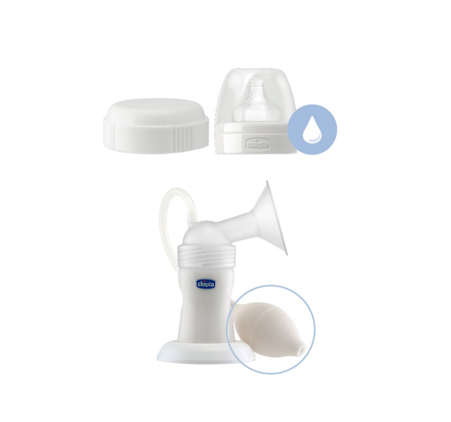 Chicco Sacaleche classic breast pump