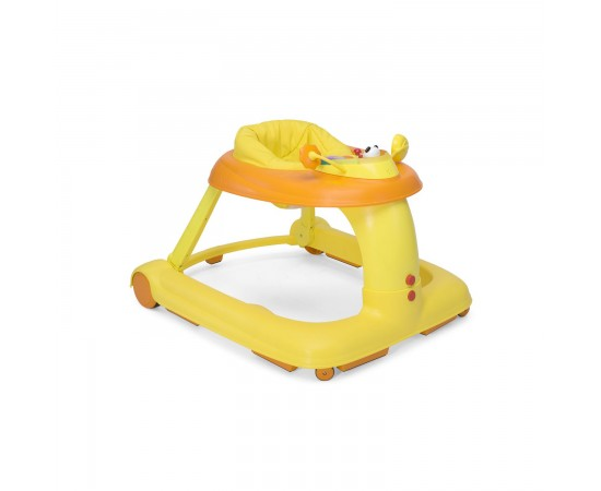 Chicco Andador 1-2-3 Activity Center Orange