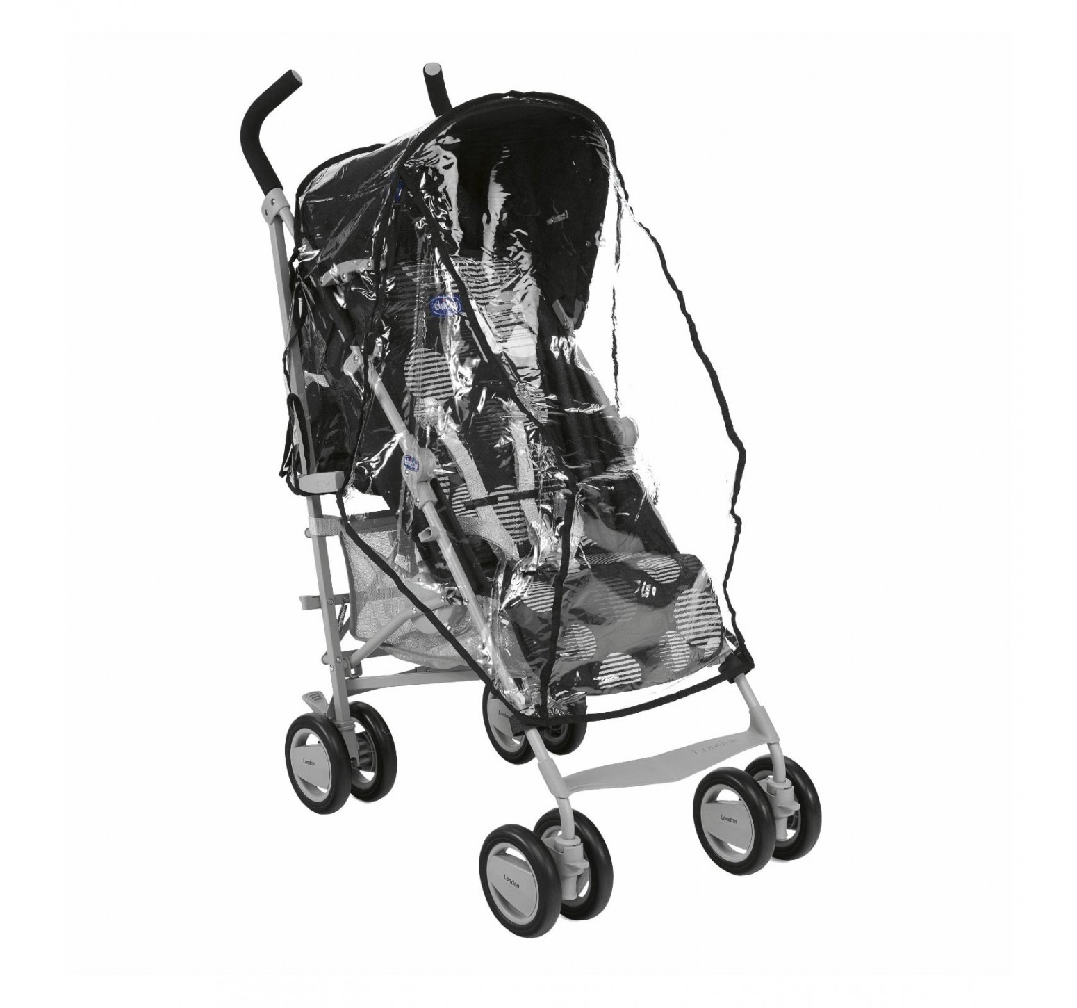 Chicco Carrito de paseo London Up Hoop
