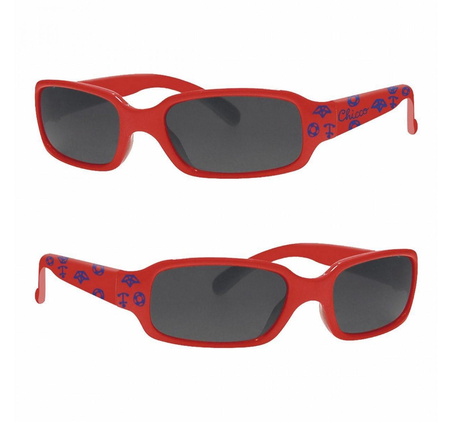 Chicco Lentes de sol Eros 12m+ (rojo)