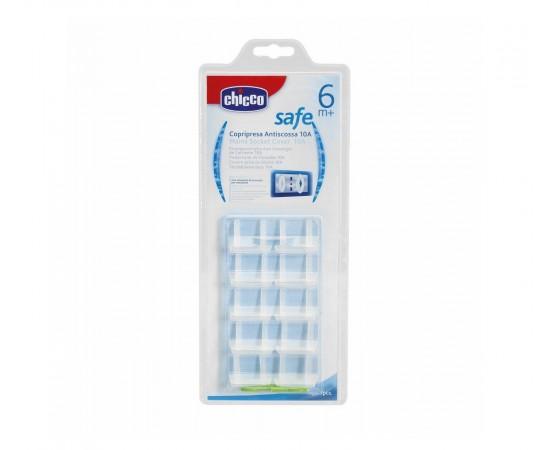 Chicco Tapa enchufes (10 unidades)