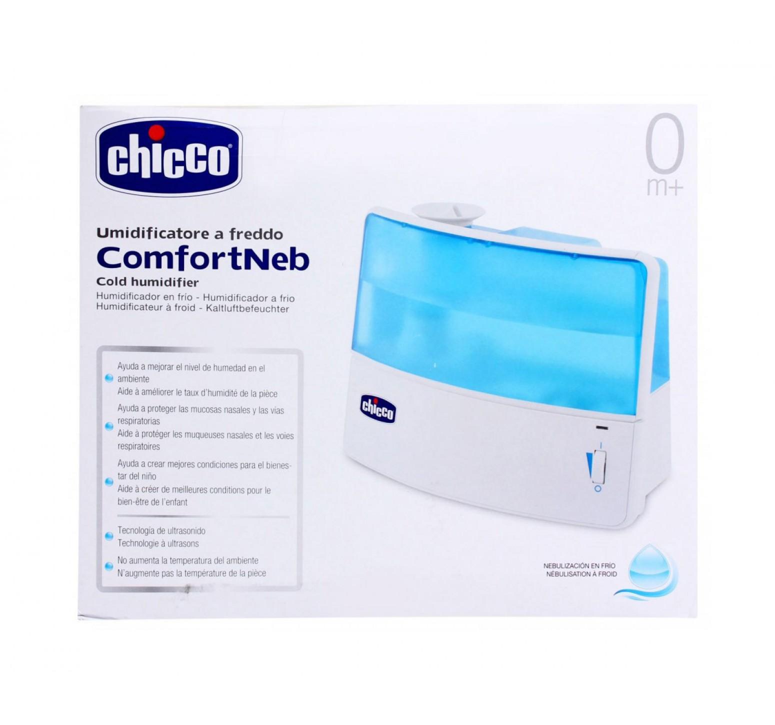 Chicco Humidificador en frío Comfort Neb Ultra