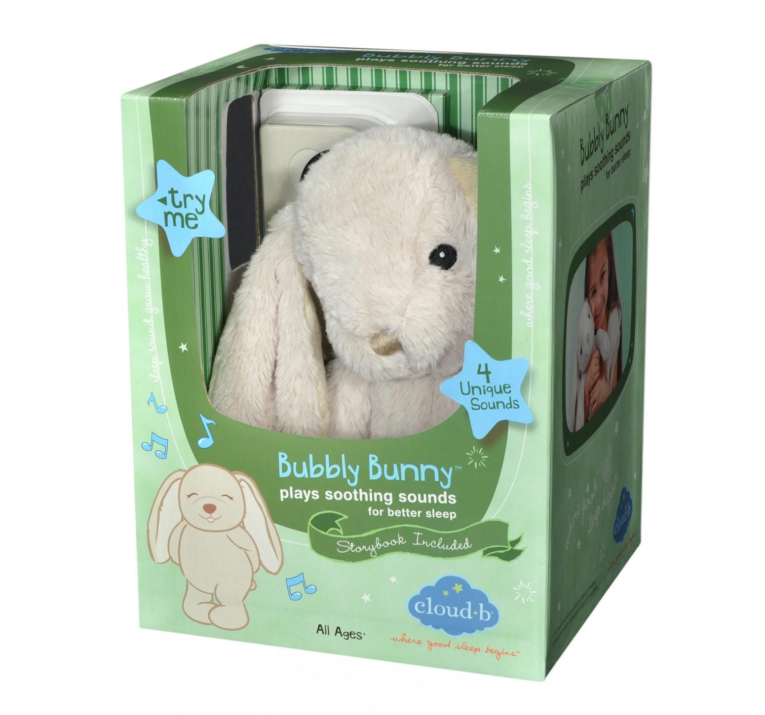 Cloud b Bubbly Bunny Compañero de sueños