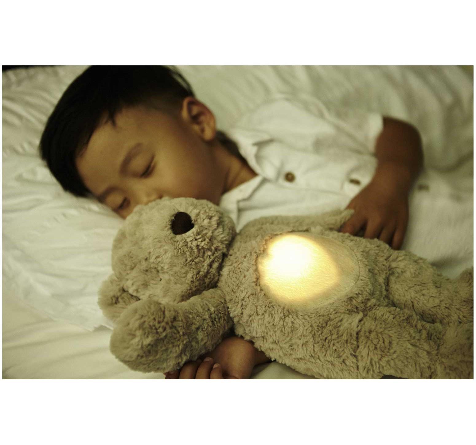 Cloud b Glow Cuddles Bear Compañero de sueños