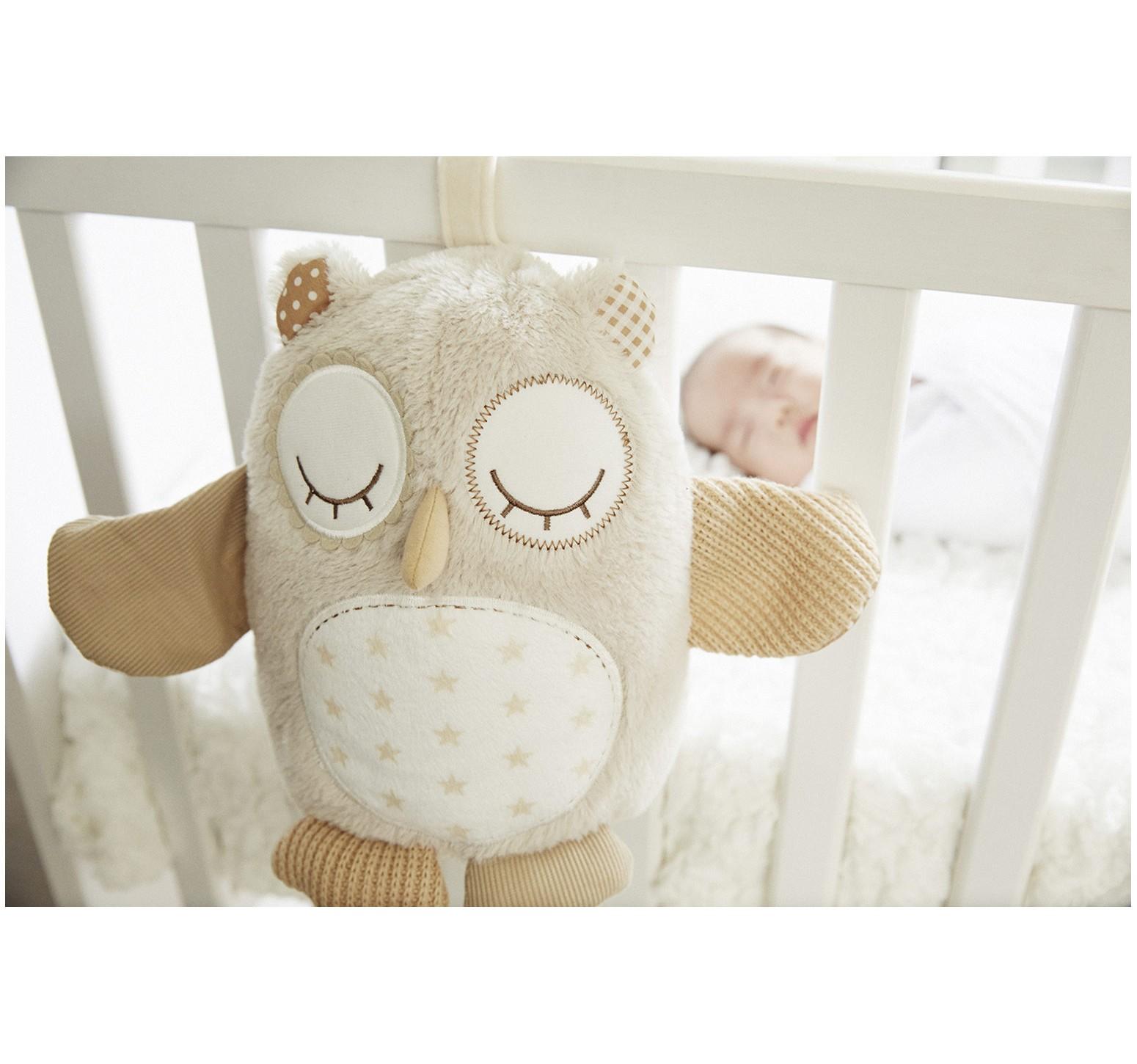 Cloud b Nighty Night Owl Compañero de sueños