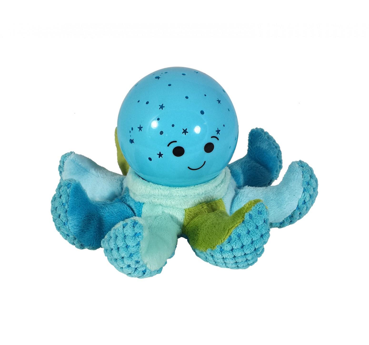 Cloud b Octo Softeez Blue Compañero de sueño