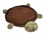 Cloud b Snug Rug Classic Turtle Tapete de juegos
