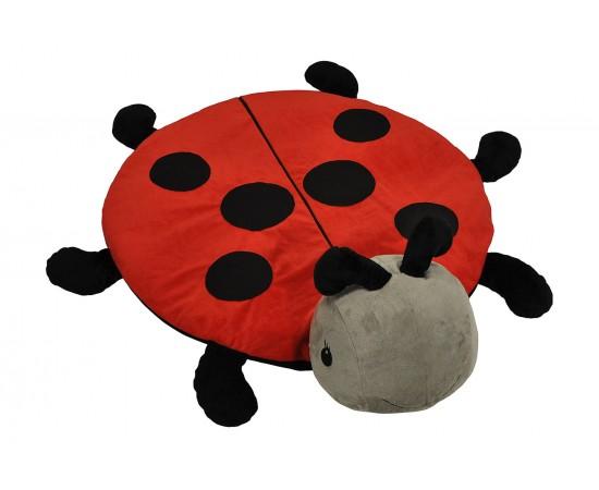 Cloud b Snug Rug Classic Ladybug Tapete de juegos