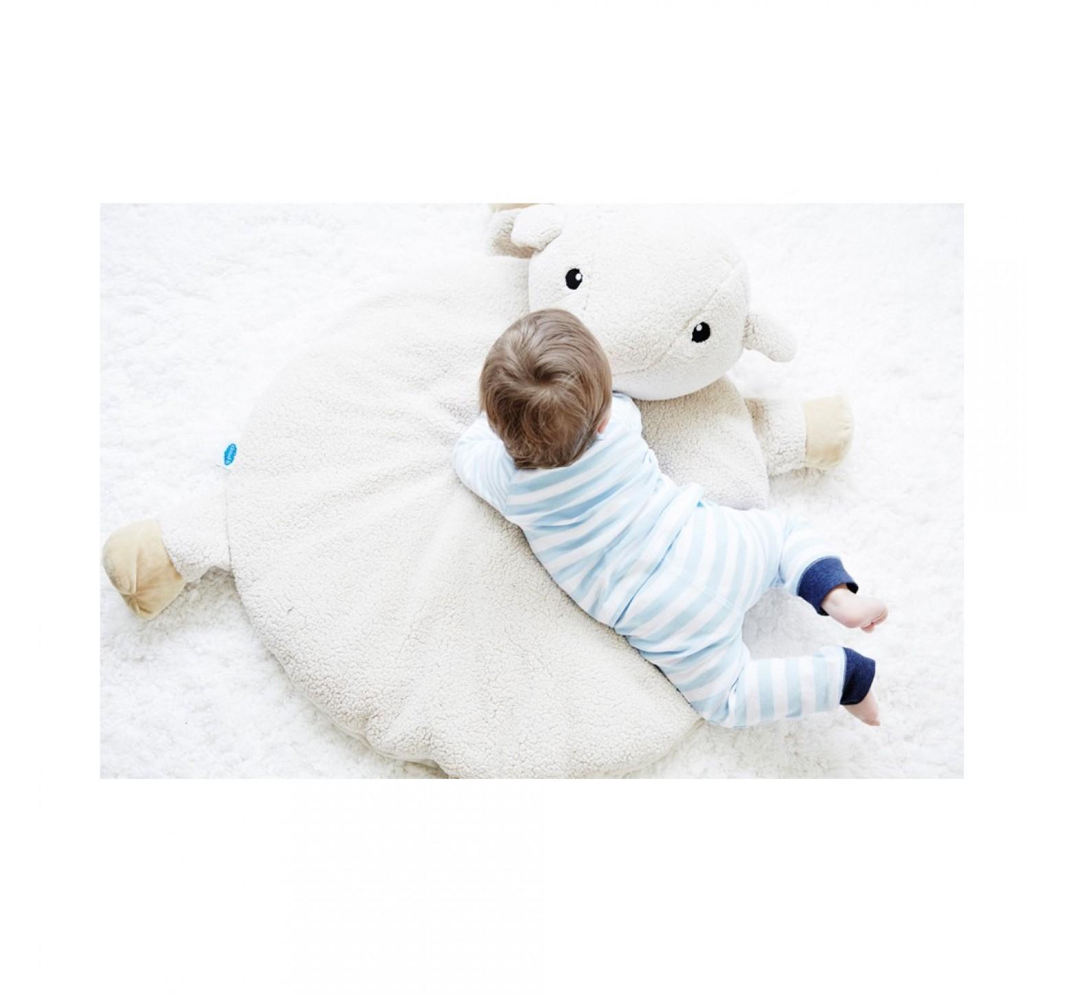 Cloud b Snug Rug Sleep Sheep Tapete de juegos