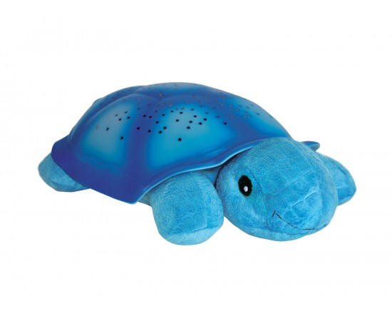 Cloud b Twilight Ocean Turtle - Tortuga Planetario Azul
