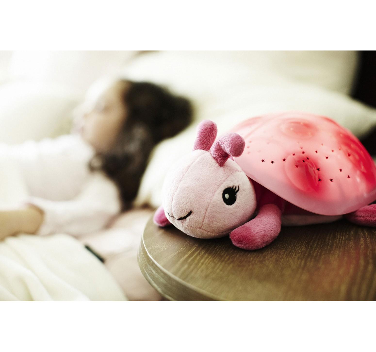Cloud b Twilight Ladybug Pink - Mariquita Planetario Rosa