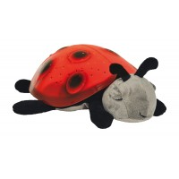 Cloud b Twilight Ladybug Red - Mariquita Planetario Roja
