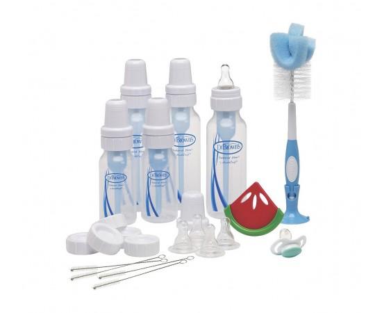 Dr.Brown's set de regalo biberones estándar 5 unidades + accesorios