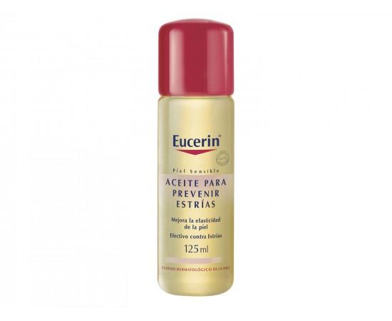 Eucerin Aceite natural para prevenir estrías (125ml)