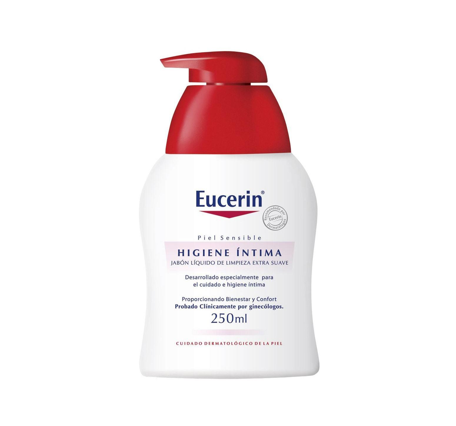 Eucerin Jabón líquido íntimo extra suave (250 ml)