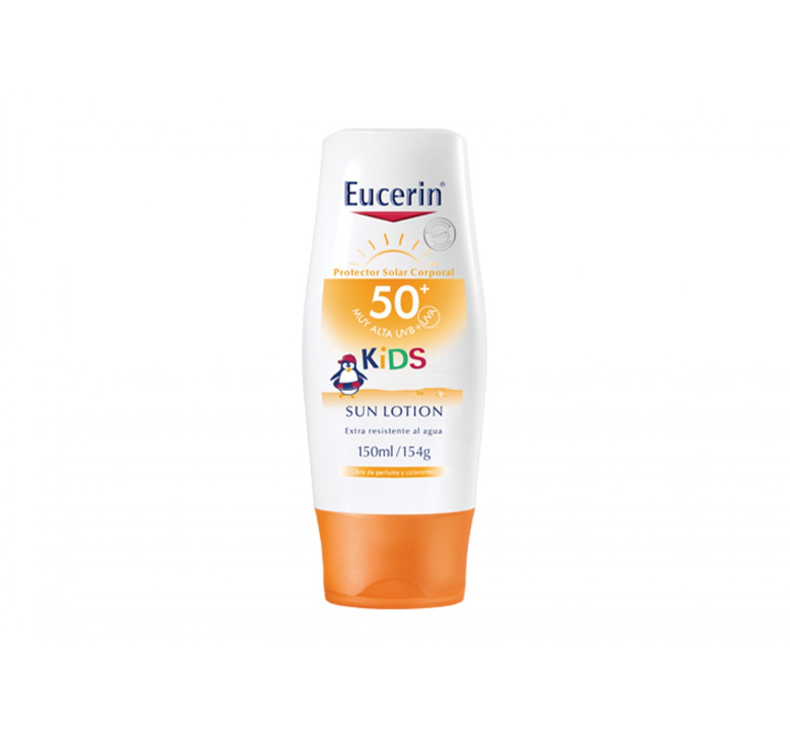 Eucerin Kids protector solar corporal FPS 50+ (150ml)