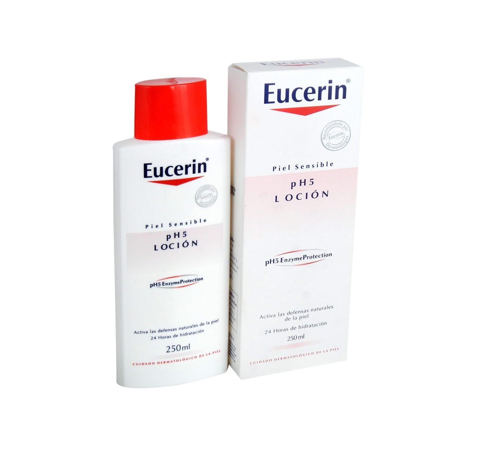 Eucerin pH5 Skin Protection Loción (250 ml)