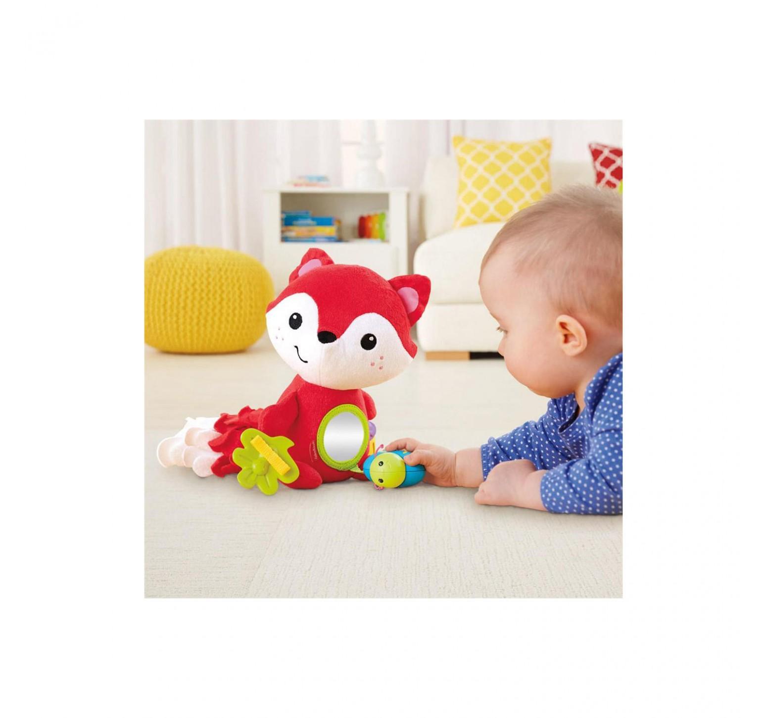 Fisher-Price Fox Amiguito de actividades
