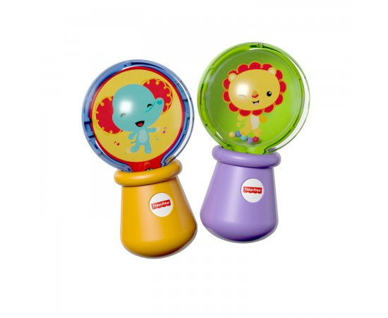 Fisher-Price Maracas de animalitos