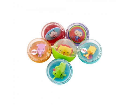 Fisher-Price Pelotas Animalitos Giratorios