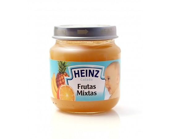 Heinz Colado de frutas mixtas
