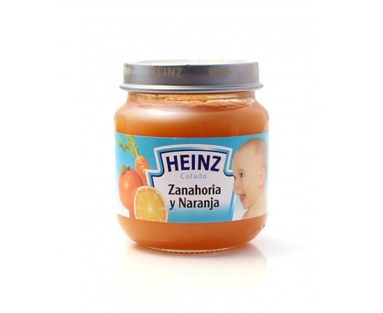 Heinz Colado de zanahoria y naranja