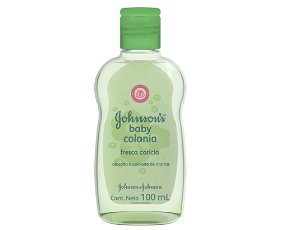Johnson's Baby Colonia fresca caricia (100 ml.)
