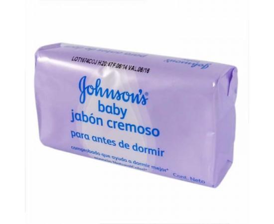 Johnson's Baby Jabón en barra Lavanda y Manzanilla (75gr.)
