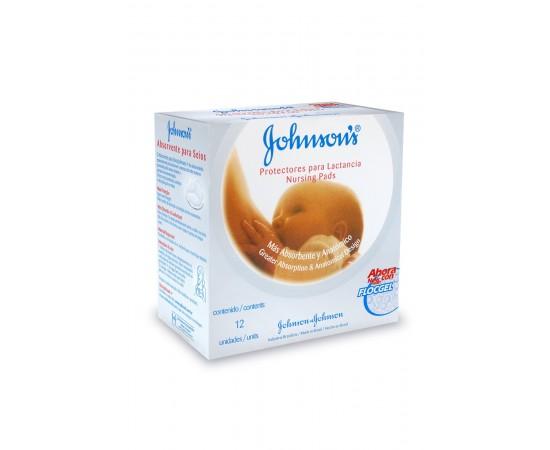 Johnson's Baby Protectores de lactancia (Caja de 12 unidades)