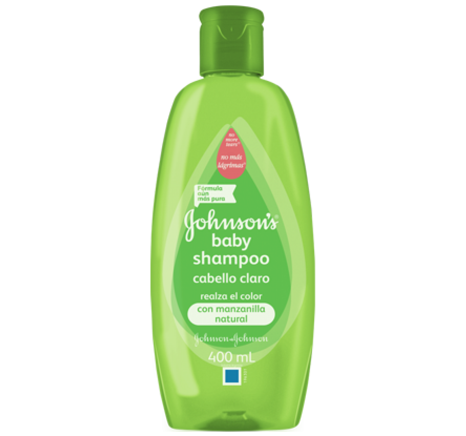 Johnson's Baby Shampoo Manzanilla (200 ml.)