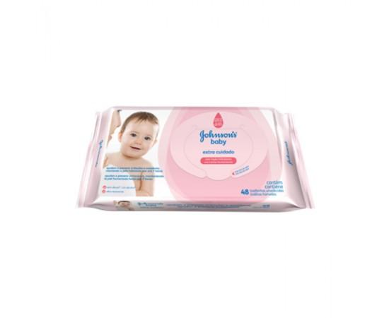Johnson's Baby Toallitas extra cuidado (48 unidades)