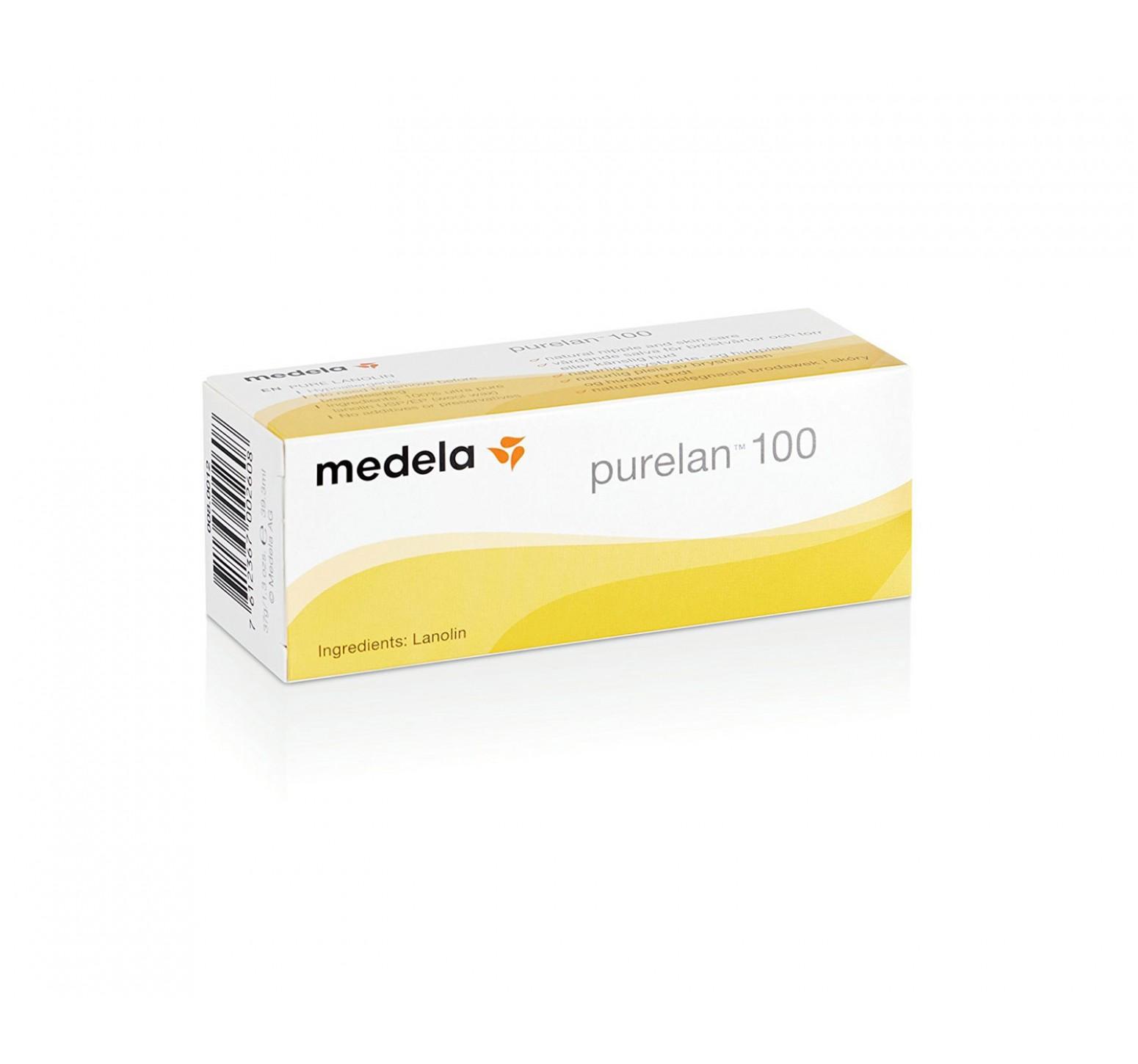 Medela Crema Purelan 100 Lanolina 100%