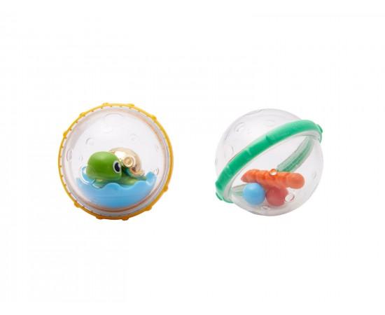 Munchkin Burbujas flotantes giratorias tortuga