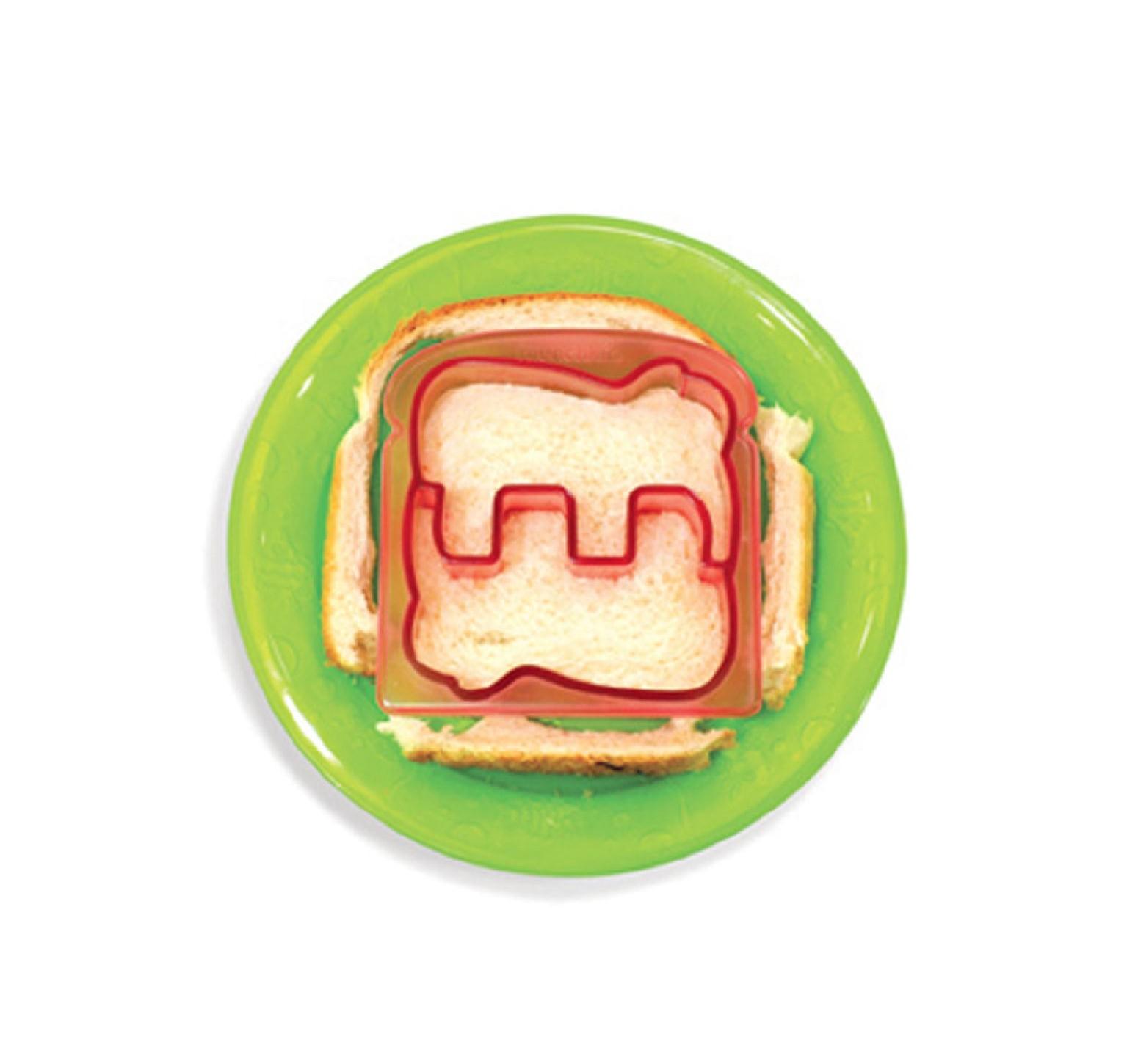 Munchkin Cortador de sandwich elefante