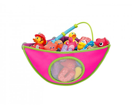 Munchkin Organizador esquinero para juguetes de baño