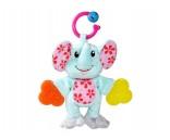 Munchkin Sonajero multi-texturado elefante